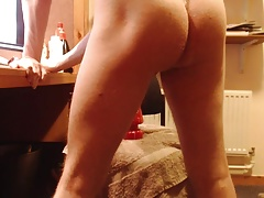 Slutty Twink Ass Wrecking on Cam