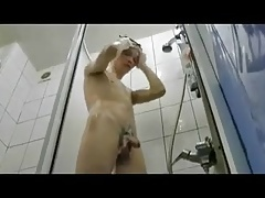 Wank after the Shower