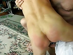 Shemale Femboy Tommy spanked, fucked hard part 2