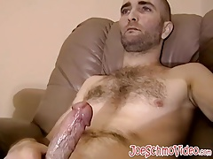 Horny dudes Blaze and Joe throw a hot cock sucking party