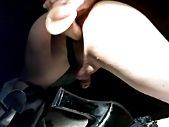 pounding my ass