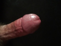 HD Close up jacking my cock with squirting cumshot