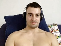 Gorgeous Muscle Man With Big Thick Cock, Round Ass On Cam