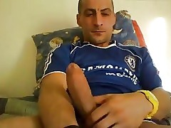 33yo Portuguese Man With Huge Dick,Great Ass & Hole On Cam