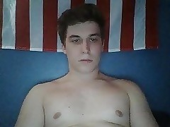 Beautiful Boy With Smooth Big Ass, Nice Cock On Cam