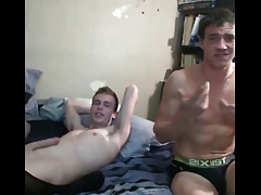 2 Sexy Canadian Boys Go Gay 1st Time On Cam (Hot Big Asses)