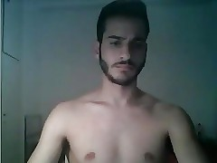 Greek Gorgeous Boy,Big Cock,Great Round Ass On Cam