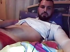 15. Boy With Nice Cock Cums On Cam