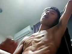 chinese twink JO on cam (40'')
