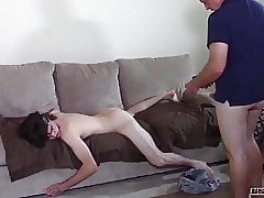 Teen Skater Fucked By Casting Director Daddy Bareback