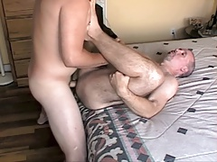 Young Stud Cums in My Ass