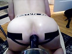 My Extreme Anal Plug - Prostate Milking 3