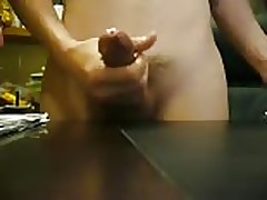 Close up wank 2