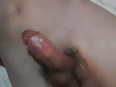 Sleeping  18  yr old  Boy  gets  his  Dick  Played  with