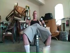 Secret Weight Lifting Fag free gay porn gay sex