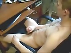 Masturbating and enjoy