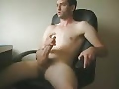 Jerking and cumming