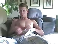 Nornry boy cam and a couch