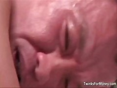 Two gay guys suck hard dick and get gay sex