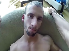 Not My Wife's brother Gets his First Anal Fuck and Blowjob