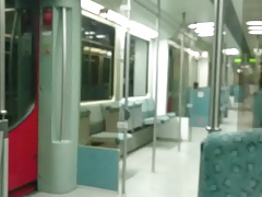 Public Jerking in Train Part 1