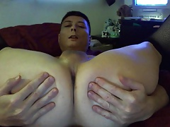 Sexy Logan Begs You To Fuck His Big White Ass Dirty Talk