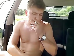 No Smoking In The Car Unless Nude