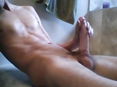 Big Dick Boy Cum