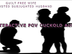 Guilt Free Wife Disgusted Subjugated Husband